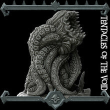 Load image into Gallery viewer, Tentacles of the Void - Wargaming Miniatures Monster Rocket Pig Games D&D, DnD, Pathfinder, SW Legion, Warhammer