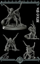 Load image into Gallery viewer, Web Golem - Wargaming Miniatures Monster Rocket Pig Games D&D, DnD, Pathfinder, SW Legion, Warhammer