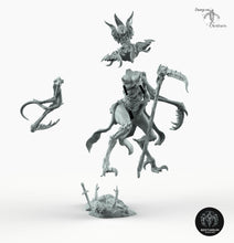 Load image into Gallery viewer, Face Shifter Demon - Bestiarum Miniatures Wargaming D&D DnD Pathfinder SW Legion Warhammer