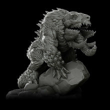 Load image into Gallery viewer, Mangechaser - Wargaming Miniatures Monster Rocket Pig Games D&D DnD Pathfinder SW Legion Warhammer