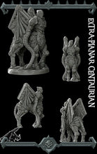 Load image into Gallery viewer, Extra-planar Centaurian - Centaur Wargaming Miniatures Monster Rocket Pig Games D&D DnD Pathfinder SW Legion Warhammer Steampunk Centaur