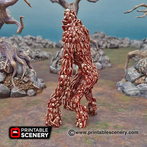 Corpse Giant - Shadowfey Miniature Monster D&D DnD Pathfinder Warhammer 40k