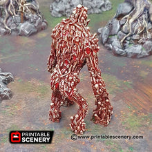 Load image into Gallery viewer, Corpse Giant - Shadowfey Miniature Monster D&D DnD Pathfinder Warhammer 40k