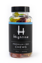 Load image into Gallery viewer, CBD Chews | Highline Wellness