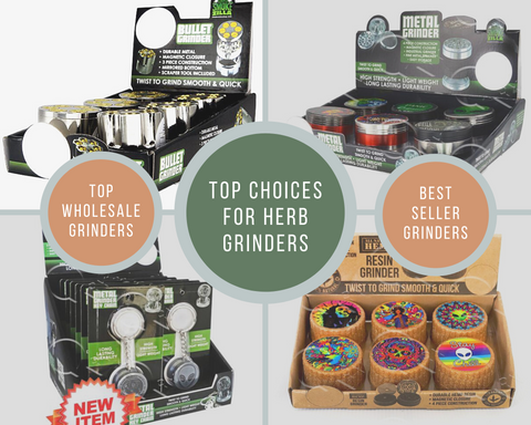 cool wholesale grinders