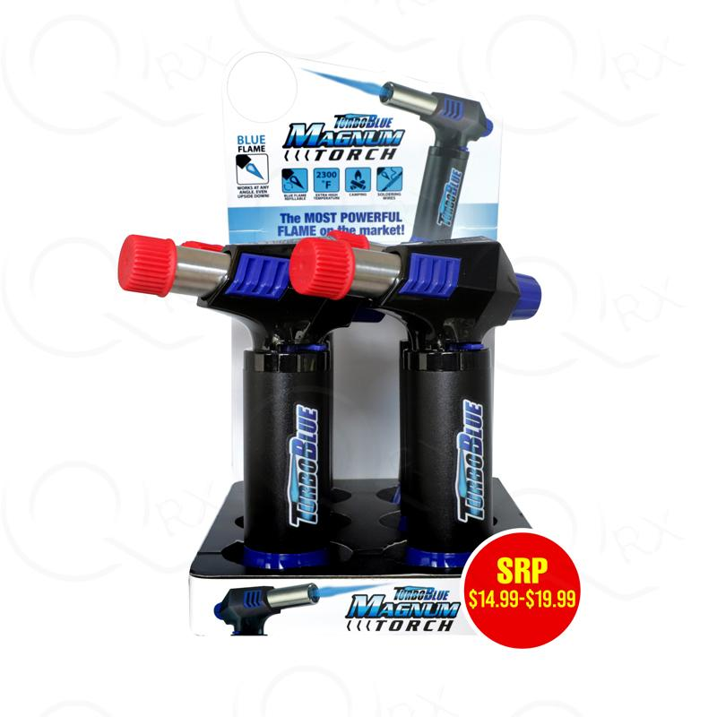 TurboBlue Magnum Torch - 6 Unit Display