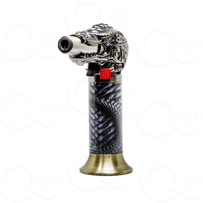 Dragon Breath Jumbo Torch - 6 Unit Display Smoke/Vape Shop Quikfillrx