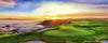 Pebble Beach 8th Panorama - Gallery-by-the-Sea Carmel