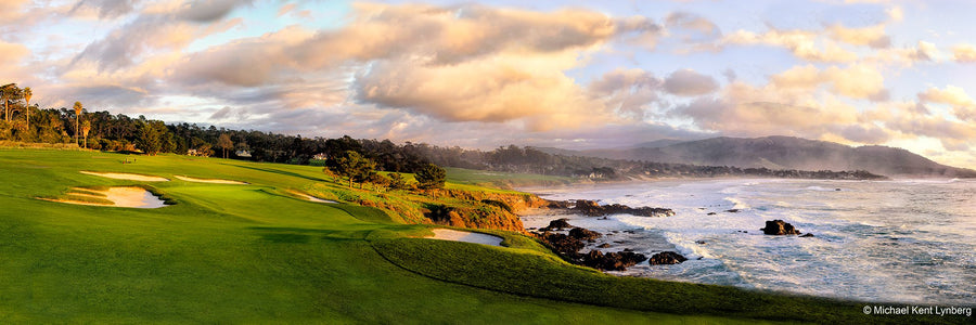 Pebble Beach Panorama - Gallery-by-the-Sea Carmel
