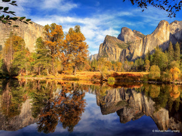 Bridalveil Fall Reflections - Gallery-by-the-Sea Carmel