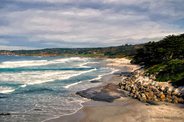 Carmel Morning - Gallery-by-the-Sea Carmel