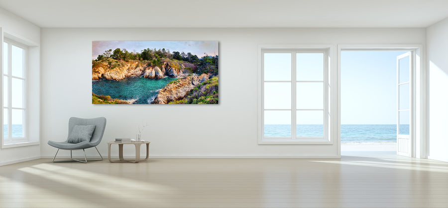 China Cove - Gallery-by-the-Sea Carmel