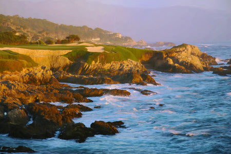 Cypress 17th - Gallery-by-the-Sea Carmel