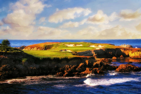 Cypress Point 16th - Gallery-by-the-Sea Carmel