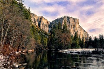 El Capitan Merced River - Gallery-by-the-Sea Carmel