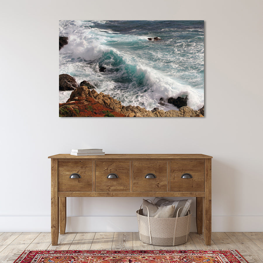 Garapatta Wave - Gallery-by-the-Sea Carmel