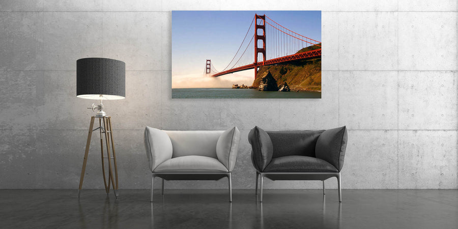Golden Gate Series No. 5 - Gallery-by-the-Sea Carmel