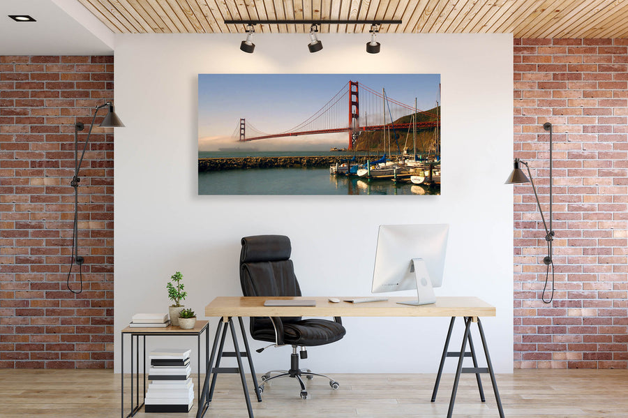 Golden Gate Series No. 7 - Gallery-by-the-Sea Carmel