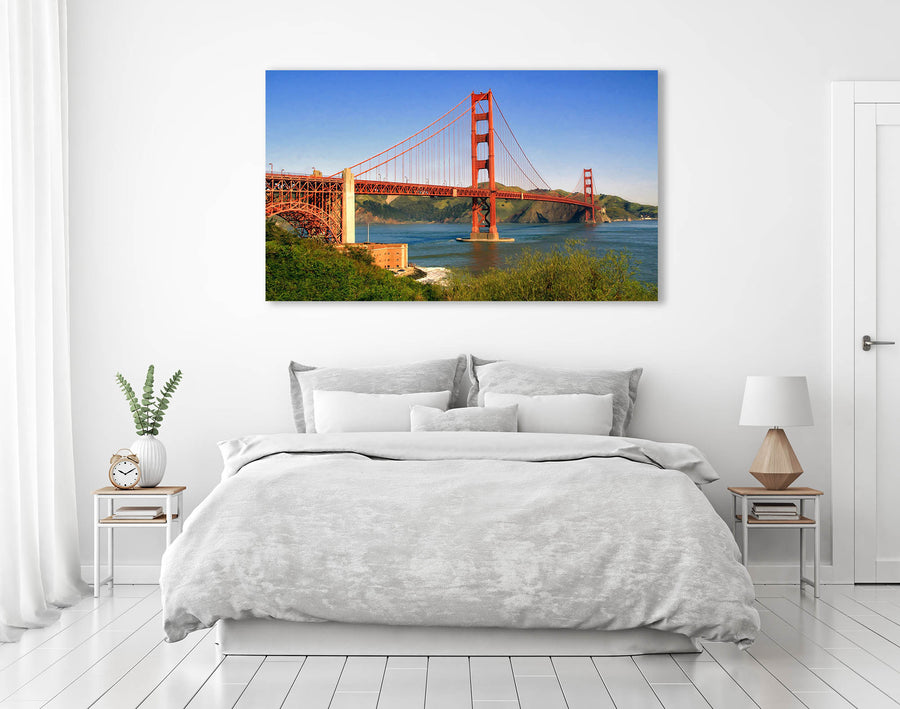 Golden Gate Series No. 9 - Gallery-by-the-Sea Carmel