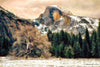 Half Dome Snow - Gallery-by-the-Sea Carmel