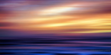 Ocean Sunset 17 - Gallery-by-the-Sea Carmel