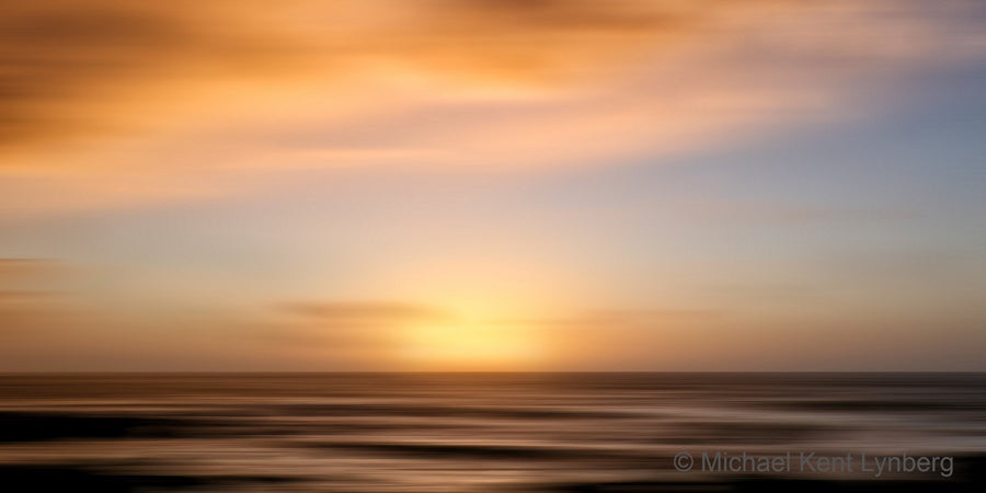 Ocean Sunset 19 - Gallery-by-the-Sea Carmel