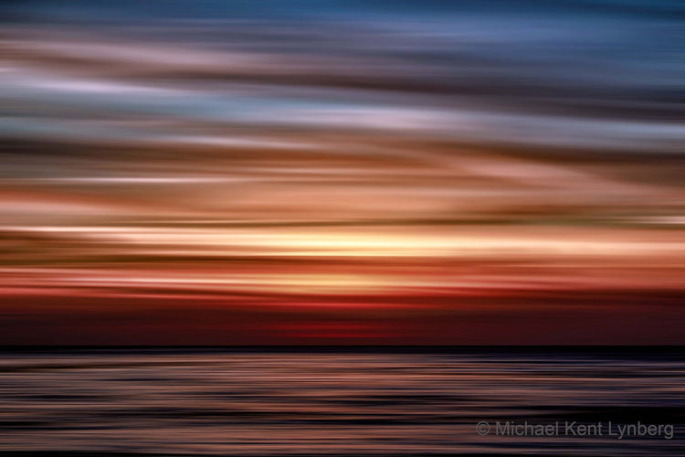 Ocean Sunset 7 - Gallery-by-the-Sea Carmel