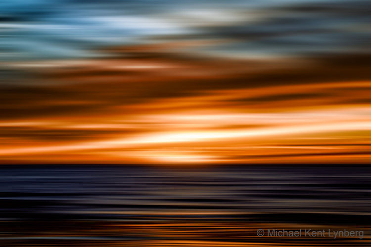 Ocean Sunset 9 - Gallery-by-the-Sea Carmel