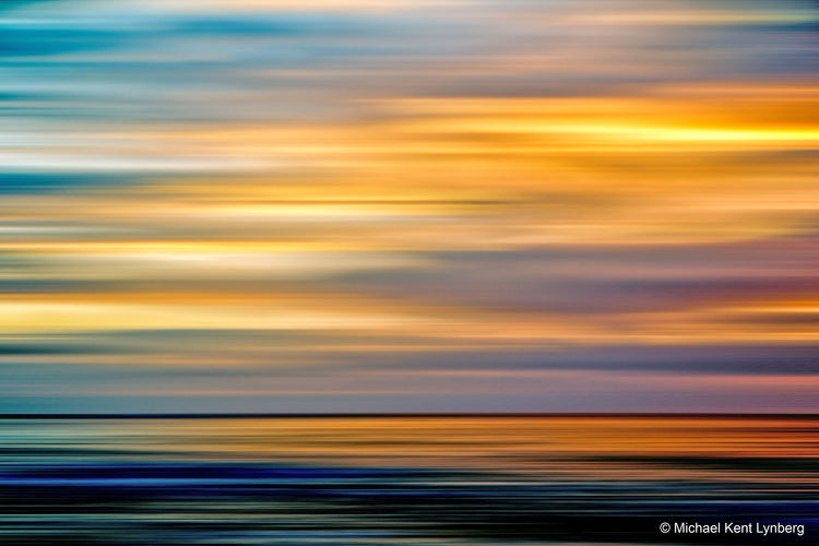 Ocean Sunset 1 - Gallery-by-the-Sea Carmel