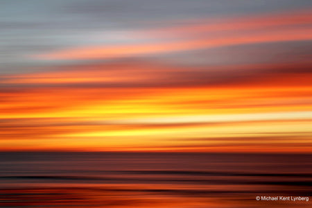 Ocean Sunset 2 - Gallery-by-the-Sea Carmel