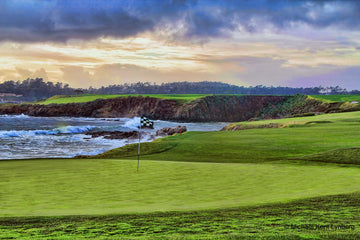 Pebble Beach 8th & 9th - Gallery-by-the-Sea Carmel