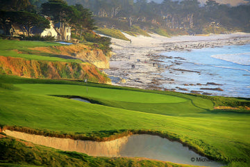 Pebble Beach Bluffs - Gallery-by-the-Sea Carmel