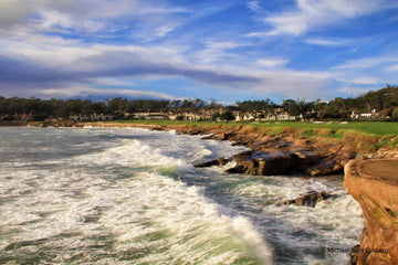 View from the 18th Tee - Gallery-by-the-Sea Carmel