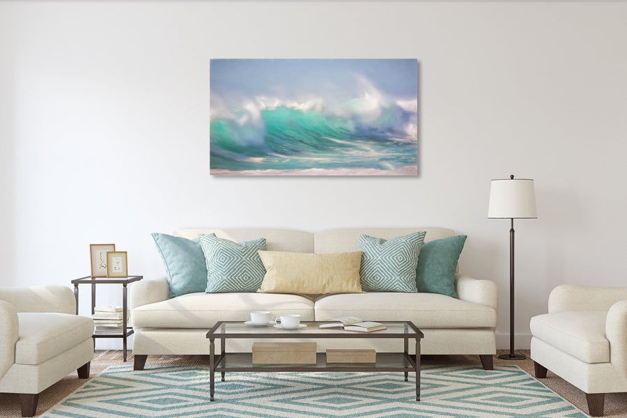 Radiant Wave - Gallery-by-the-Sea Carmel