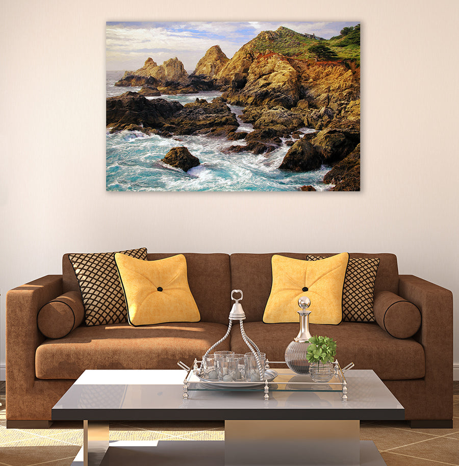 Rocky Point Vista - Gallery-by-the-Sea Carmel