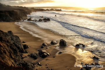 Soberanes Sunset - Gallery-by-the-Sea Carmel