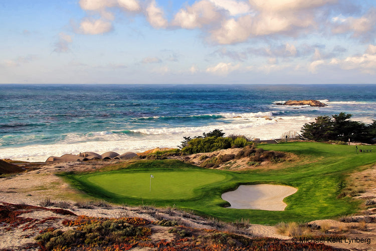 Spyglass No. 3 - Gallery-by-the-Sea Carmel