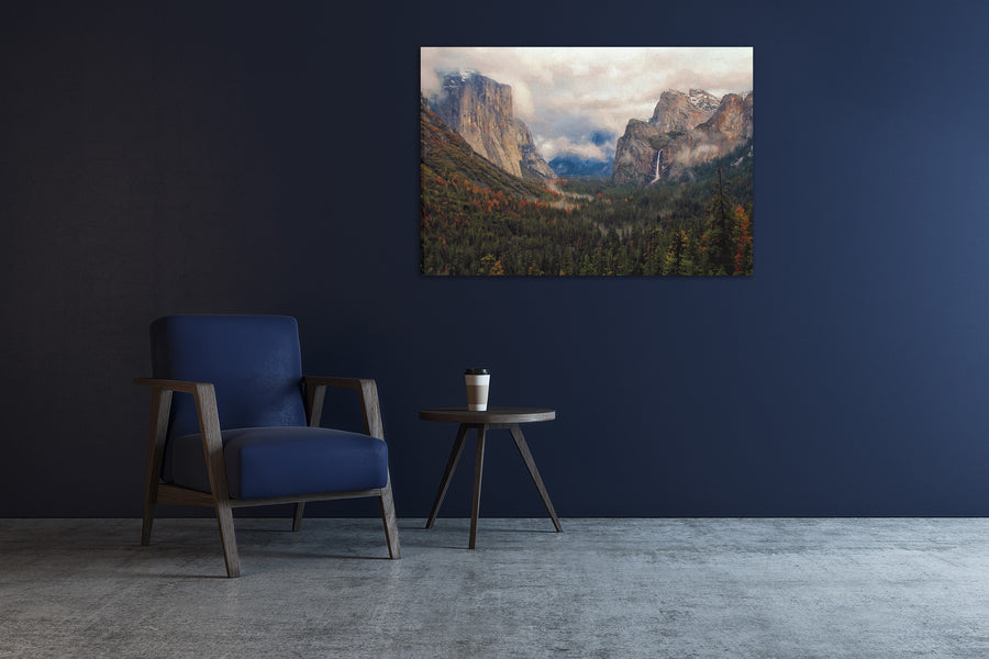 Yosemite Valley View - Gallery-by-the-Sea Carmel