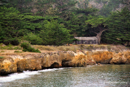 Whalers Cabin Point Lobos - Gallery-by-the-Sea Carmel