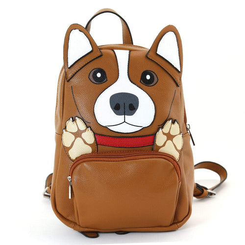 Mini Corgi Backpack