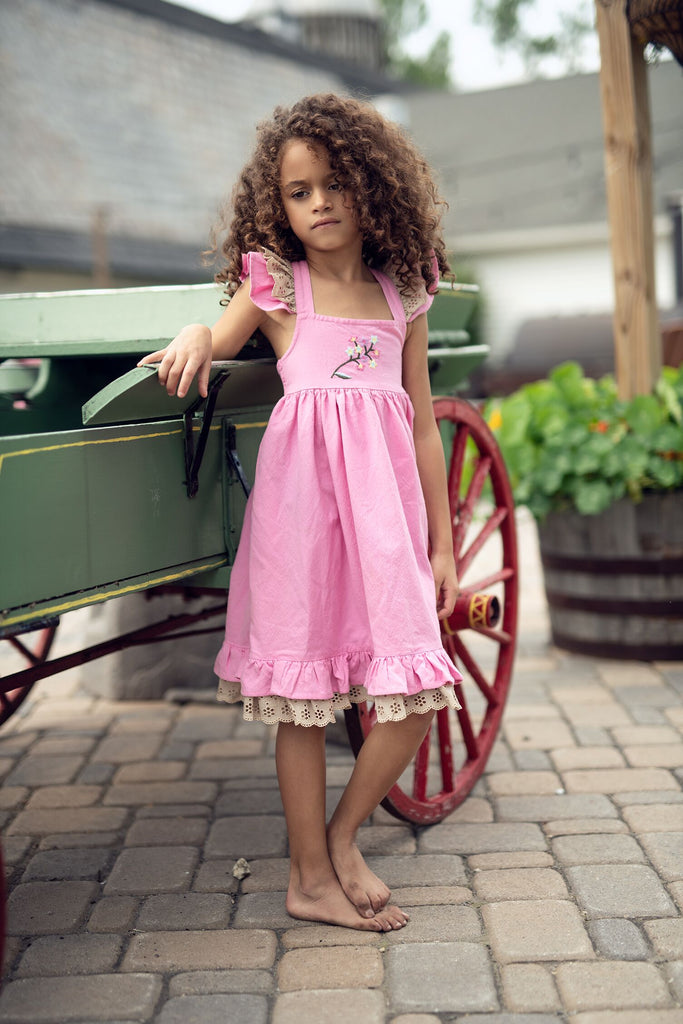 Little Prim Poppy Lottie Dress