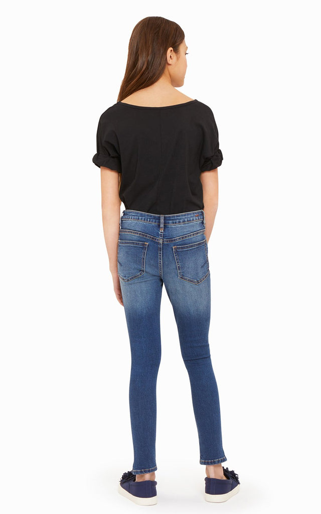 Habitual Skinny Jean with Side Slit