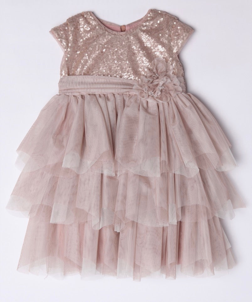 Isobella & Chloe Light Pinkl Dress  SIZE 3T