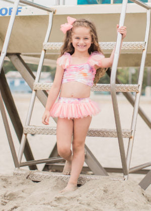 Isobella & Chloe Skirted Day Dreamin' Bikini