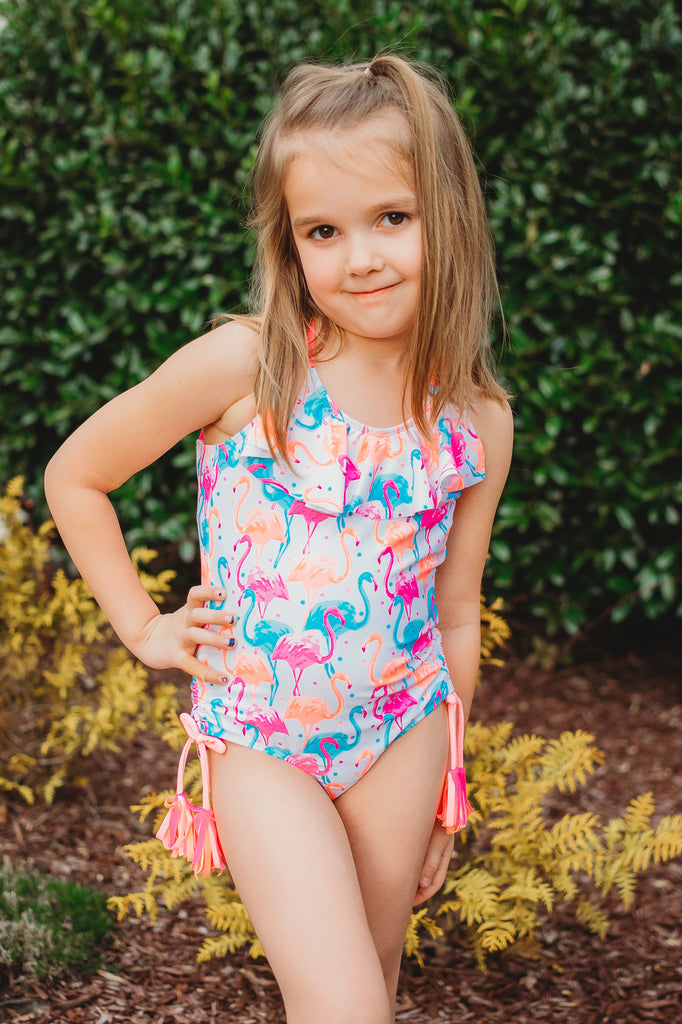 Kate Mack Paradise Island Tank Swimsuit