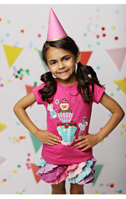 Lemon Loves Lime Cupcake Celebration Tee