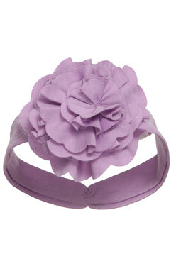 Lemon Loves Lime Lavender Lilypad Headband
