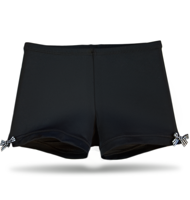 Monkey Bar Buddies Black Shorts