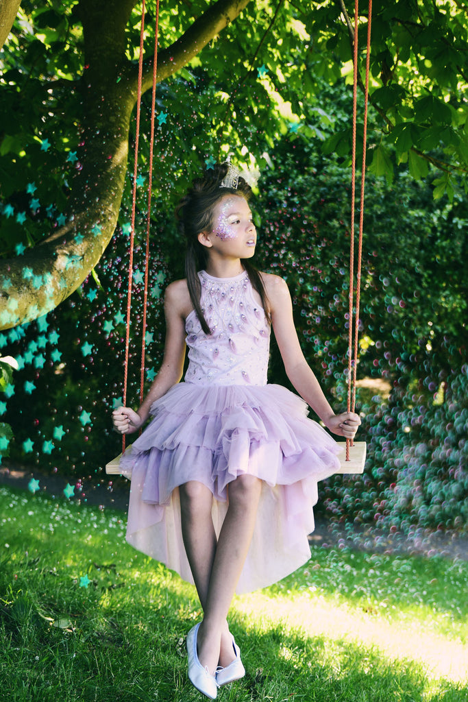 Ooh La La Couture Lilac Chloe Dress