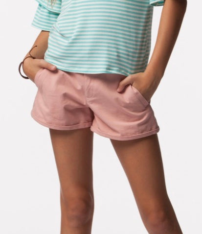 "PPLA ""Lilly"" Peach Classic Short"
